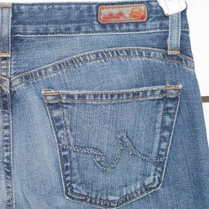 AG Adriano Goldschmied womens jeans size 28 R